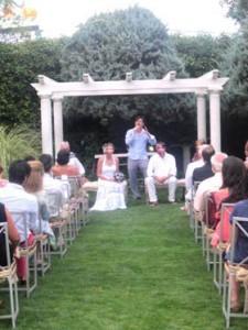 Maestro de ceremonias Bodas Civiles en España